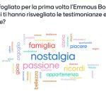 EMMAUS BOOK, UN VIAGGIO CHE ACCUMULA PASSI