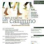 RIFLESSIONI IN CAMMINO, 25 ANNI DI INCONTRI CON LA COMUNITA': il 23 settembre il Convegno di Progetto Emmaus