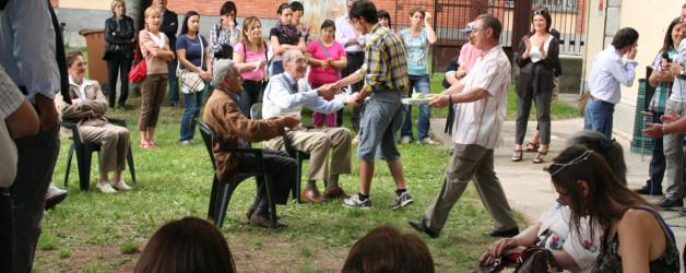 Armando e Vincenzo: grazie di tutto!!! I volti e le parole della festa di sabato scorso.