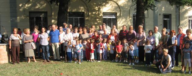 Asilo N.S. Suffragio, resoconto di inizio anno 2011/12!