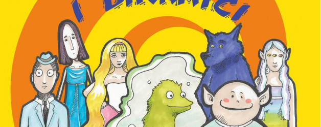 I Dinamici, il fumetto