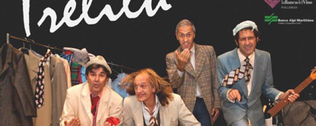 """""""Venti?!"""" con i Trelilu Domenica 6 maggio a Pollenzo"""