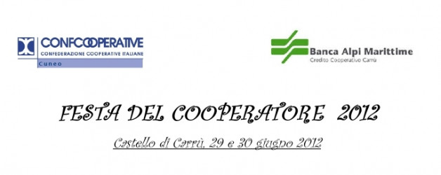 Festa del Cooperatore 2012